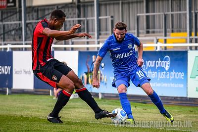 Eastleigh v Bournemouth, Pre Season Friendly