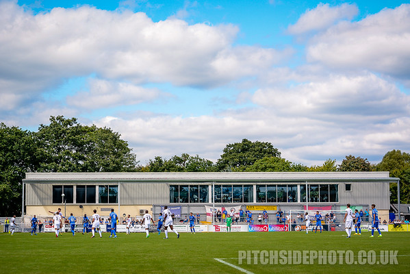 Eastleigh v Dagenham & Redbridge - Vanarama National League