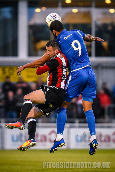 Eastleigh v Sheffield United, Pre Season Friendly