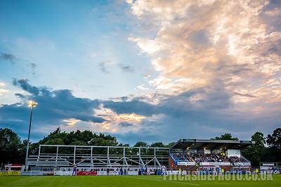 Eastleigh v Sutton United - Vanarama National League