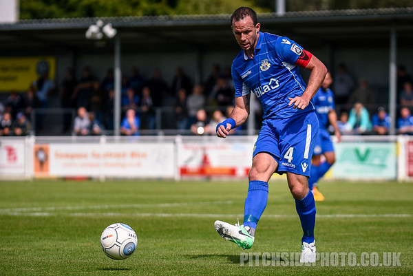 Eastleigh v Tranmere Rovers - Vanarama National League