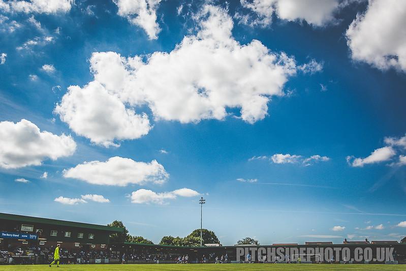 Salisbury v Portsmouth, Pre Season Friendly
