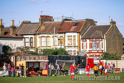 Clapton v Mildenhall Town FA Cup  31st August 2013