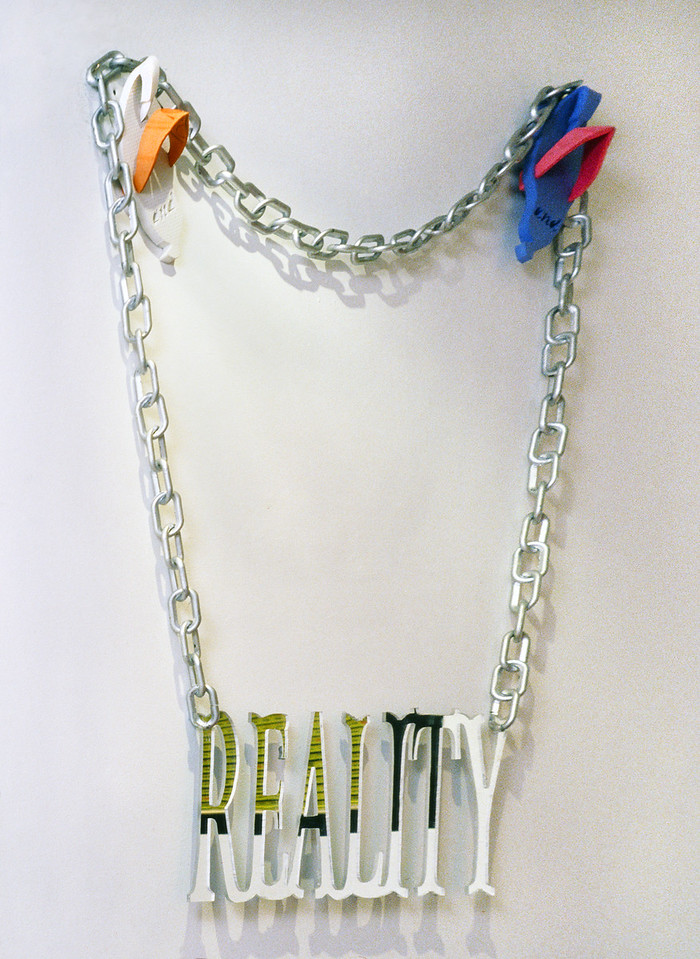Reality Necklace.