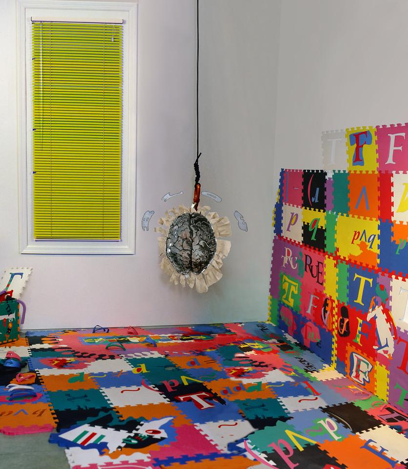 Installation exhibit room no. 3 at Proposition Gallery.