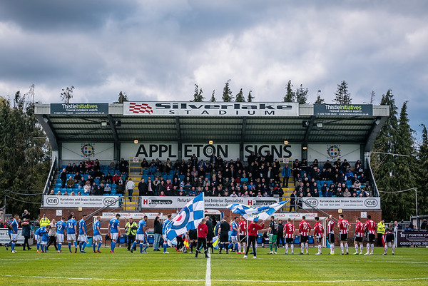 Eastleigh v Altrincham - Vanarama National League