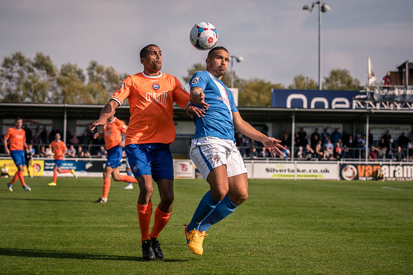 Eastleigh v Braintree Town - Vanarama National League