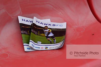 Havant & Waterlooville v Margate - Vanarama National League South - Westleigh Park, Havant, Hampshire - August 15th 2015 (Photo by Paul Paxford/Pitchside Photo)