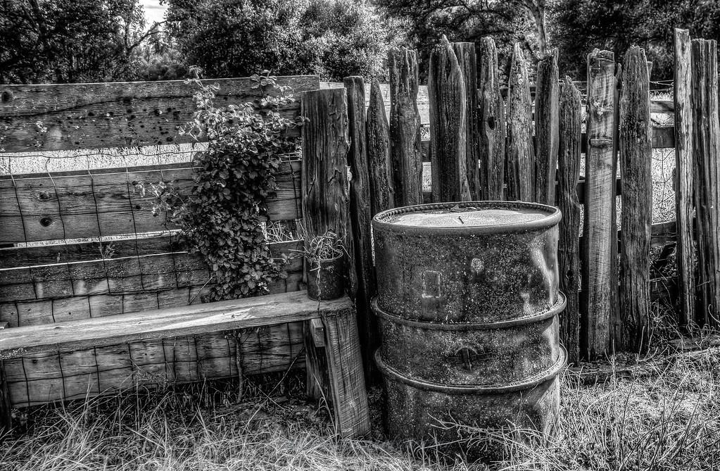 Farm Fence, Sonora