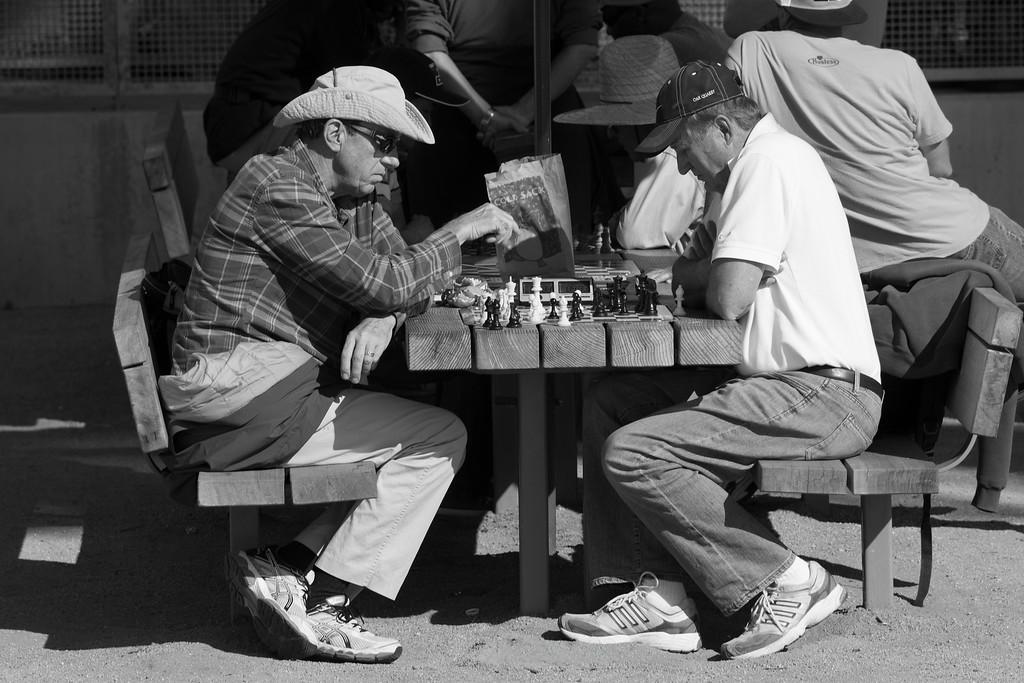 Chess Masters, Santa Monica