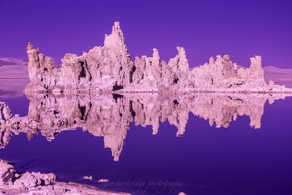 Mono Lake 2014 - IR Photo