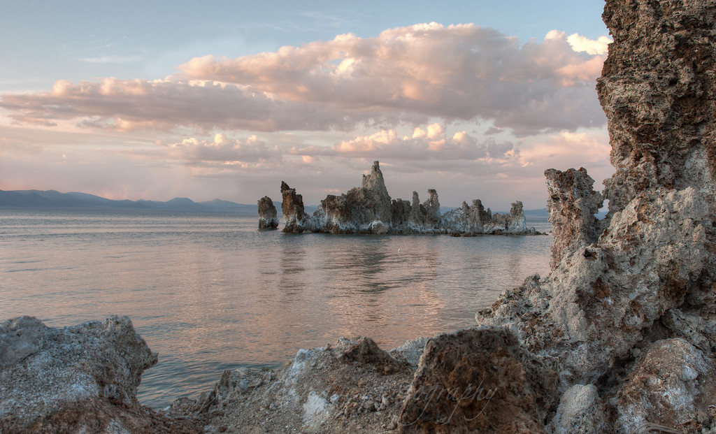Mono Lake Tuff Castle