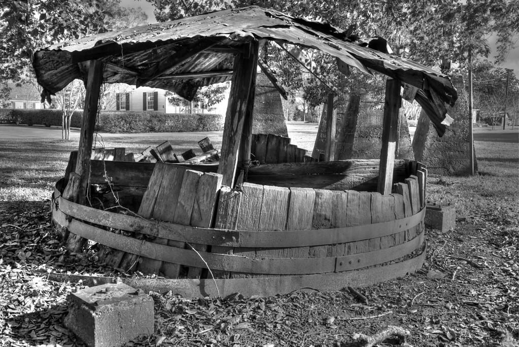 Barrel House Oak Alley Plantation, Louisiana