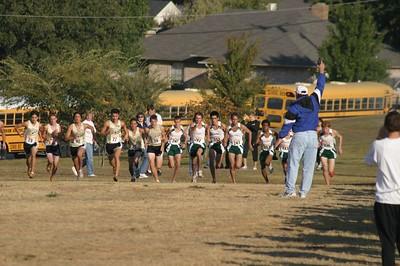 2005 District - Varsity Boys