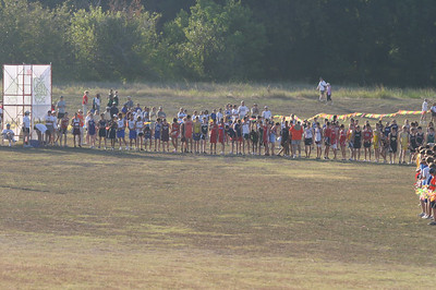 2006 Greenhill 6 Mile Relay - Boys