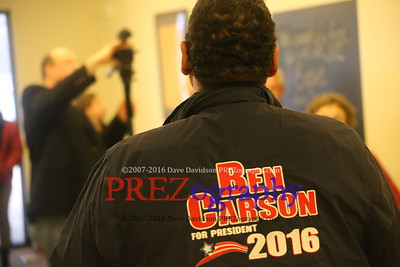 Ben Carson Office Opening