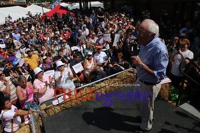 Bernie Sanders Iowa State Fair 8-15-15