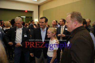 Ted Cruz PFF 2015 VIP