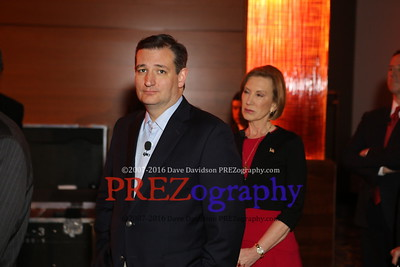 Ted Cruz PFF 2015 back stage