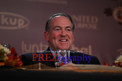 Mike Huckabee PFF 2015 mainstage