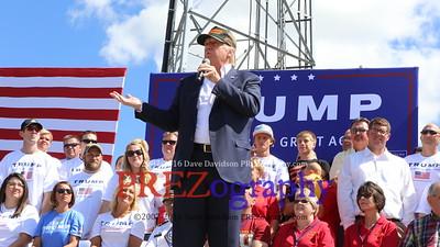 Donald Trump Boone PufferBilly 9-12-15