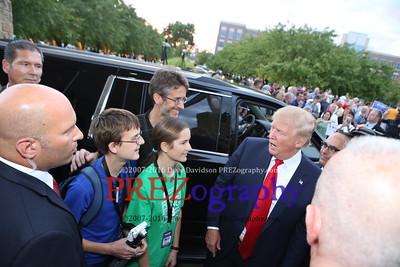 Donald Trump Dubuque 8-25-15