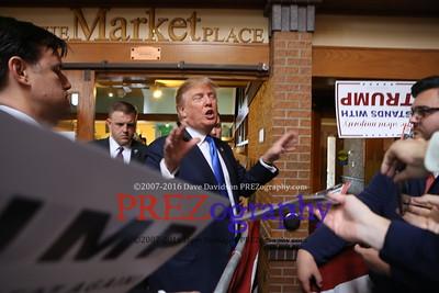 Donald Trump Living History 1-15-16