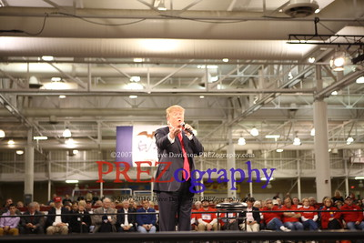 Donald Trump Town Hall Fairgrounds 12-11-15
