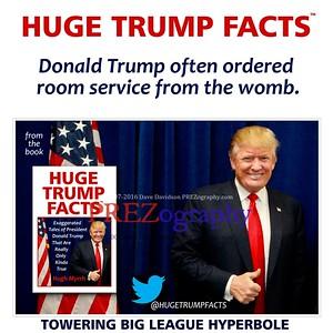 Huge Trump Facts