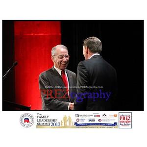 Branstad Reynolds Grassley King at TFL 2013