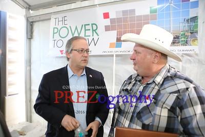 Iowa Politicians at Iowa Ag Summit 2015