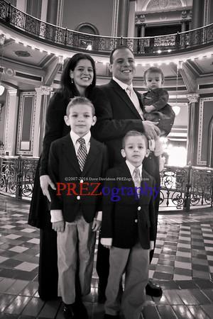 Matt Schultz Sworn in as Secretary of State