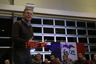 Jeb Bush Ankeny 1-12-16