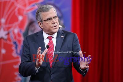 Jeb Bush CPAC 2105