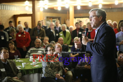 Jeb Bush David Young Living History Farms