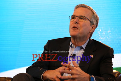 Jeb Bush Iowa AG Summit 2015