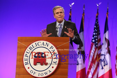 Jeb Bush  Iowa Lincoln Dinner 5-16-15