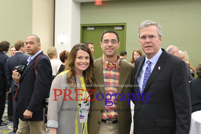 Jeb Bush reception 5-16-15
