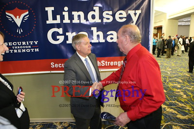 Lindsey Graham reception 5-16-15