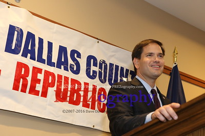 Marco Rubio Dallas County 8-18-15