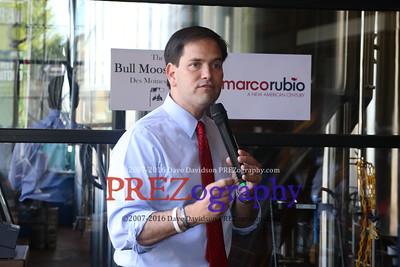 Marco Rubio Exile Brewing 7-7-15