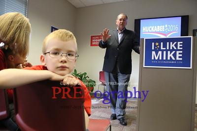 Mike Huckabee Grundy Center 10-6-15
