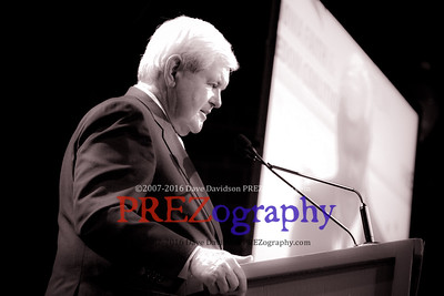 Newt Gingrich at Faith Freedom