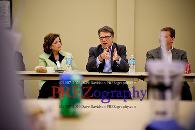 Rick Perry ABI Business Roundtable 2014