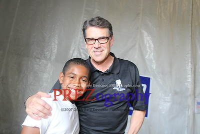 Rick Perry Clear Lake 2014