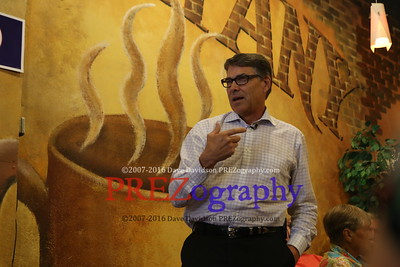 Rick Perry Rustic Brew Hampton 7-13-15