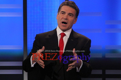Rick Perry at Drake GOP Debate
