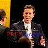 Rick Santorum at Pella Manufacturing :