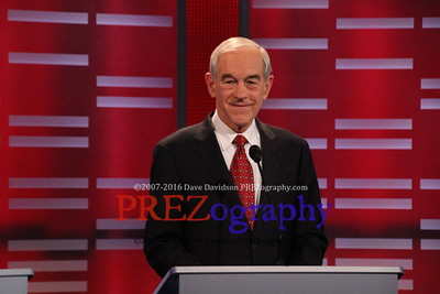 Ron Paul at Drake Debate