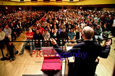Ron Paul at ISU 12-8-11